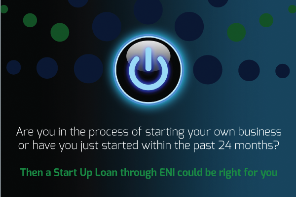 Start Up loans through ENI