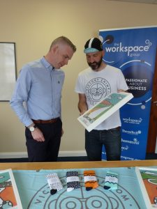 Local Business Start Launches New Product Range