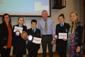St Colm's Dragon's Den Competition